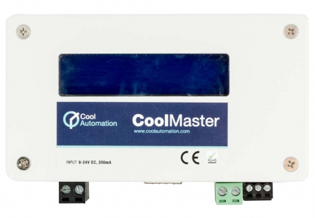 CoolMaster Daikin RS232 адаптер